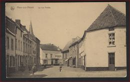 Ongebruikte Postkaart Van Ham-sur-Heure - La Rue Froide - Animée - 1913 - Edit. Alfred Frère / Nels N° 15 ; Zie 2 Scans - Ham-sur-Heure-Nalinnes