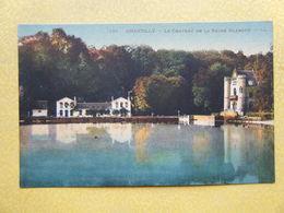 COYE LA FORÊT. Le Château De La Reine Blanche. - Frankrijk