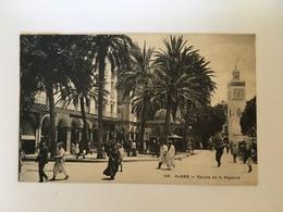 Alger - Square De La Régence - Algerien