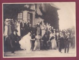 250519 - PHOTO  56 VANNES 1934 Mariage  Présence De MME ALBERT LEBRUN Président - POLITIQUE FETE Folklore Mariée - Vannes