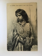 Algerie - Types Indigènes - Frauen