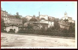 LA TERRASSE SUR DORLAY (42) - LE VILLAGE   Bb-710 - France