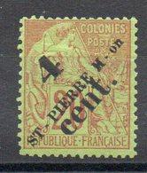 SAINT PIERRE Et MIQUELON - YT N° 41 - Neuf Sg - Cote: 15,00 € - St.Pierre & Miquelon