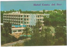 Mallorca - Cala D'Or : Hotel 'Costa Del Sur'  - Piscina / Swimming-pool - (Espana/Spain) - Mallorca