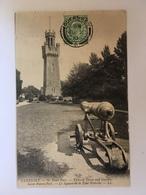 Cuernsey - St Peter Port - Victoria Tower And Garden - Guernsey
