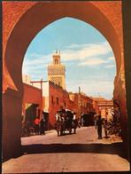 Marruecos Marrakech - Marrakesh