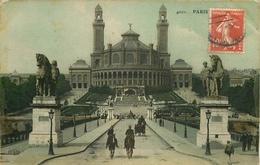 Lot De 50 Cpa Régionalismes. Paris, Tonnerre, Saumur, Bordeaux, Périgueux, Angers, Albi, Trouville, Auch, Toulouse... - 5 - 99 Postcards