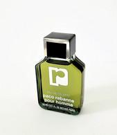 Miniatures De Parfum PACO RABANNE    Pour  HOMME  20 Ml  EDT - Mignon Di Profumo Uomo (senza Box)