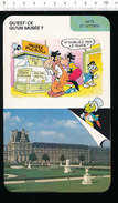 Humour Musées Musée Du Louvre Pavillon De Marsan Métier De Guide Pourboire / D36 - Old Paper