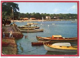 CP (Réf : S 466) CI. 1 LE CANON (33 GIRONDE) Bordure Du Bassin Animée) - Frankreich