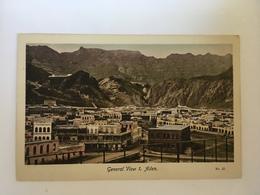 Aden - General View - Yemen