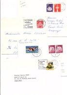 ALLEMAGNE LOT DE LETTRES POUR LA FRANCE - POIDS 250 GRAMMES - Stamps