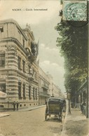 Lot De 50 Cpa Régionalismes. Vichy, Melun, Blois, Givet, Chamonix, Angoulême, Aurillac, Saillans, Avallon, Berck.... - 5 - 99 Postcards