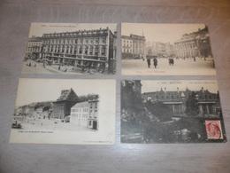 Beau Lot De 60 Cartes Postales De Belgique  Liège     Mooi Lot Van 60 Postkaarten Van België  Luik - 60 Scans - Cartes Postales