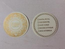 Carte Multichoix - Cartas Perfumadas