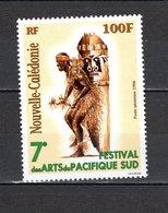 Nlle CALEDONIE  PA N° 336   NEUF SANS CHARNIERE  COTE 2.90€   ART DANSEUR - Airmail