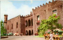 MEXICO  MESSICO  CUERNAVACA  Palacio De Cortes  Jeep - Messico