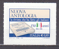 PGL DE0352 - ITALIA REPUBBLICA 2016 SASSONE N°3657 ** - 6. 1946-.. Republik