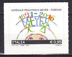 PGL DE0356 - ITALIA REPUBBLICA 2016 SASSONE N°3661 ** - 6. 1946-.. Republik