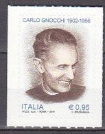 PGL DE0358 - ITALIA REPUBBLICA 2016 SASSONE N°3663 ** - 2011-...:  Nuovi