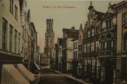 Bruges - Brugge // Rue Flamandes 19?? - Brugge