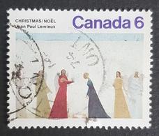 1974 Christmas, Noël, Canada, *,**, Or Used - 1952-.... Reign Of Elizabeth II