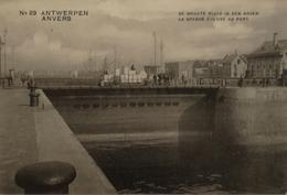 Antwerpen - Anvers // Groote Sluis - Grande Ecluse Ed. Grand Bazar Keyser 89 /19?? - Antwerpen
