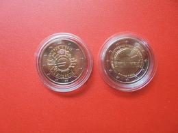 LOT De 2 EURO CHYPRE 2 MONNAIES Entre 2012 Et 2017 QUALITE UNC - EURO