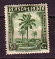 PGL - RUANDA URUNDI Yv N°132 ** - Ruanda-Urundi