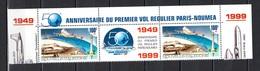Nlle CALEDONIE  PA N° 347A   NEUF SANS CHARNIERE  COTE 7.00€   AVION PREMIER VOL REGULIER  VOIR DESCRIPTION - Airmail