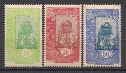 Côte Des Somalis - 1922 - N°Yv. 104 -106 - 107 - 3 Valeurs - Neuf Luxe ** / MNH / Postfrisch - Unused Stamps
