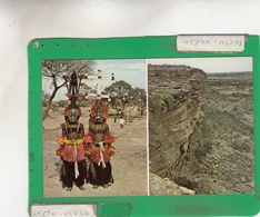 DOGON DANCERS AND THEIR COUNTRY MALI - Mali