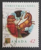 1992 Christmas, Noël, Canada, *,**, Or Used - 1952-.... Reign Of Elizabeth II