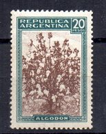 Sello  Nº  458  Argentina - Unused Stamps