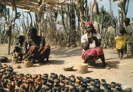 Senegal - Marchande - Woman - Femme - Senegal