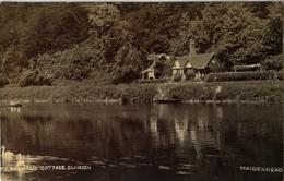 Maidenhead //Photocard// Ferrymans Cottage Cliveden 19?? - Angleterre