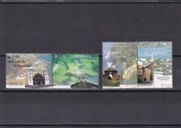 Panama Nº 1216 Al 1217 Y A554 Al A555 - Panama
