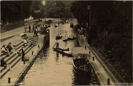 Maidenhead //Photocard// Boulters Lock 19?? - Angleterre