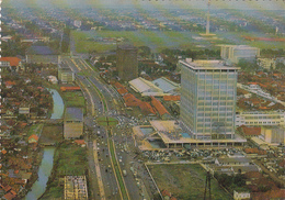 INDONESIA - Main Street Of Djakarta 1976 - Indonesia