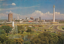 INDONESIA - Bird-eye View Of National Monument - Jakarta 1976 - Indonesia
