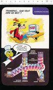 Humour Réseau TRANSPAC Télécommunications PTT Ordinateur Minitel Serveurs Terminal D36 - Old Paper