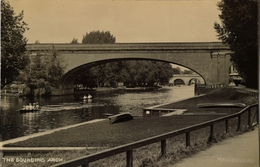 Maidenhead //Photocard// The Sounding Arch. 19?? - Angleterre