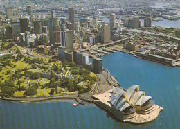 AUSTRALIA - Sydney 1978 - Aerial View Of The Opera House - Sydney
