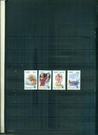 SEYCHELLES 100 J.O. MODERNES 4 VAL NEUFS A PARTIR DE 0.75 EUROS - Seychelles (1976-...)