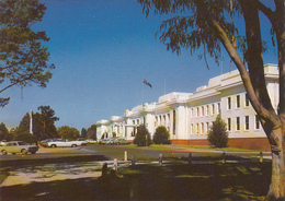 AUSTRALIA - Canberra - Parliament House - Canberra (ACT)
