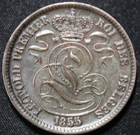 BELGIE  10 CENT  1855   LEOPOLD I MOOIE KWALITEIT -  ZIE 4 AFBEELDINGEN - 1831-1865: Leopold I