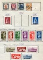 13024 LIBYE Collection Vendue Par Page : N° 59/62, 66/7, 68/73, 74/8, 89  °/ *  1931- 41   B/TB - Libia