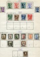 13023 LIBYE Collection Vendue Par Page : N° 34/7, 38/9, 40/3, 44/9, 51, 53, 58 °/  1922- 29   B/TB - Libya