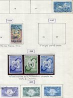 13029 LIBYE Collection Vendue Par Page :  N°163, 165, 168/70, 171/3, 180, 183, 193/4  °/ *  1956- 60   B/TB - Libya