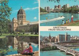 AUSTRALIA - Melbourne 1974 - Multiview - Melbourne